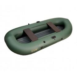 Гребная лодка Удача 2900В1 с надувным дном