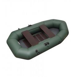 Гребная лодка ВУД 2Д со складной сланью